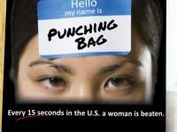 Safe haven domestic violence print ad