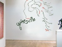 Gainesville poem word art