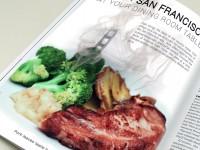 Pork print ad