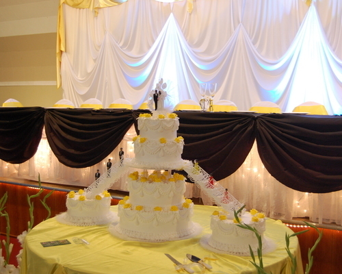 Wedding-Cake Photo