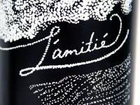 L'Amitie Wine Label