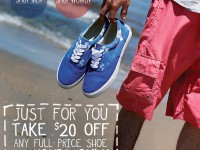 BucketFeet email graphics