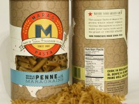 Mara's Pasta Packaging