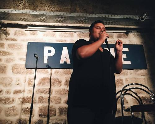 """Latino In Paris"" at The French Fried Comedy Night"