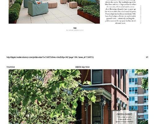 Modern Luxury Interiors Chicago: Summer Issue 2014