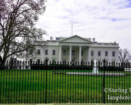Washington DC: White House