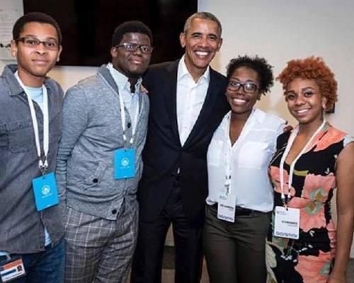 Obama Foundation Training Day's