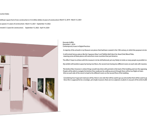 19th Century Museum Proposal