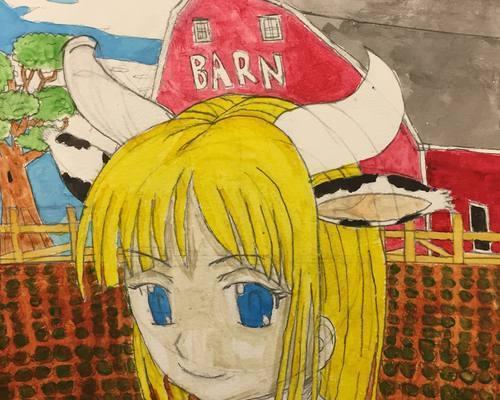 Cow Girl - Final