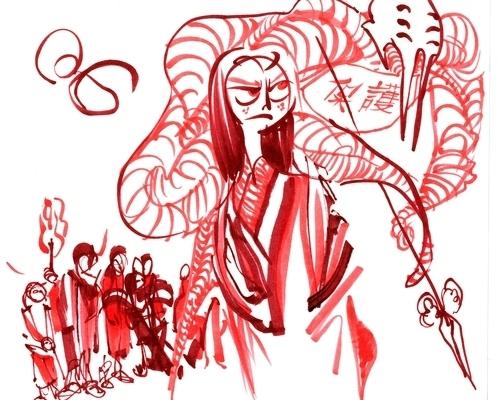 Turandot - Royal Guard