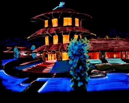 Turandot - Pagoda