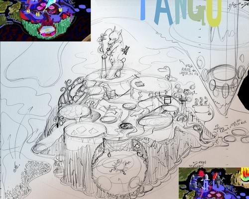 """""""Tango"""" Level Design"""