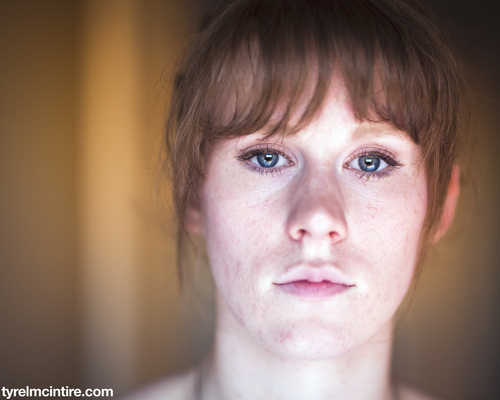 Tyrel McIntire Portrait Photograph