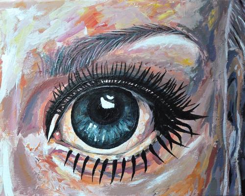 Twiggy's Eye