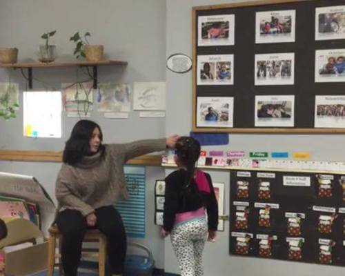 Preschool Morning Circle Time