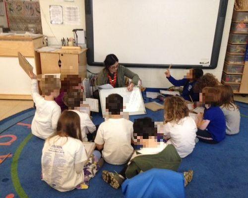 Kindergarten Math Groups