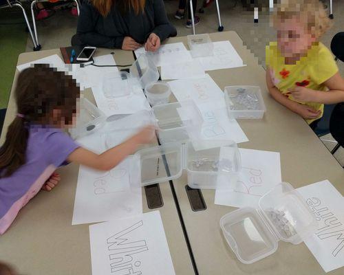 Kindergarten STEM Activity