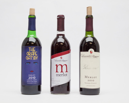 Packaging Design: Wine Labels