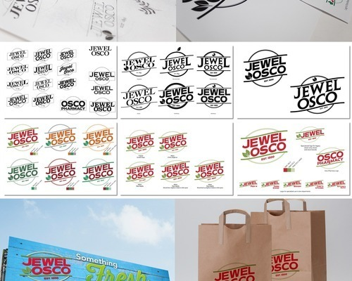 Branding: Jewel Osco Rebranding Project