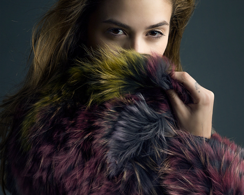Fur Promotion for eDrop-Off Luxury Consignment