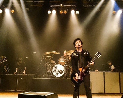 Green Day Show #1