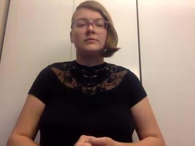 ASL to English Work Sample