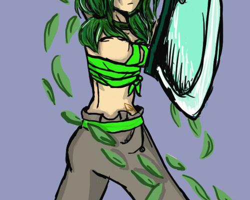 Original character Antea