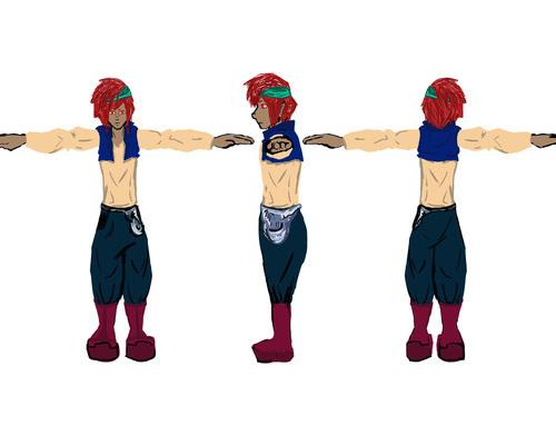 Original Character Adome