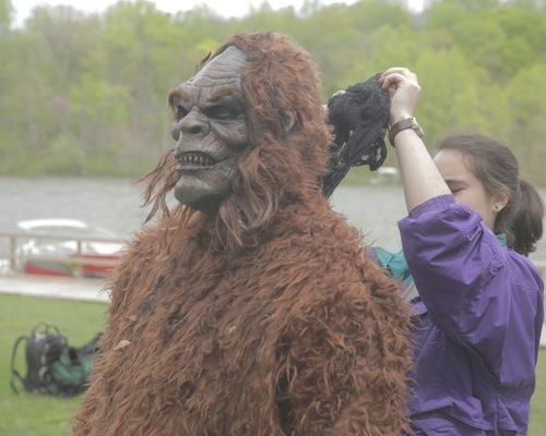 Sasquatch Costume
