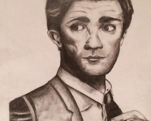 John Krasinski Portrait