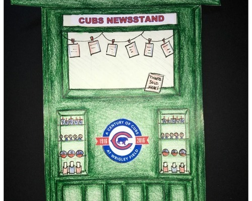 Chicago Cubs Newsstand