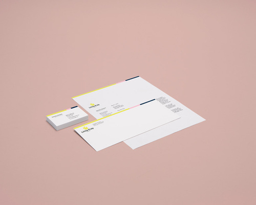 Little Pulp Press Letterhead