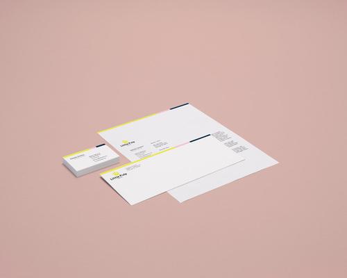 Little Pulp Press Letterhead