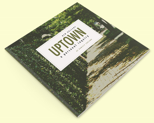 Uptown Book Cover