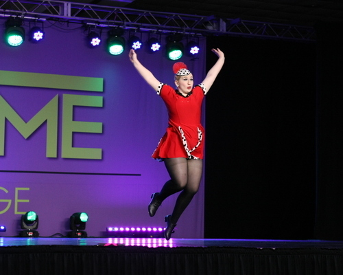 Solo Performance at Nationals