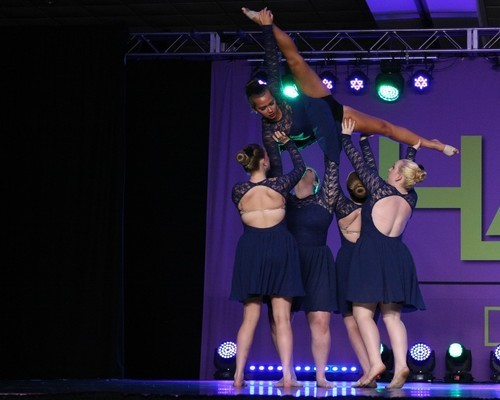 Group Performance at Nationals