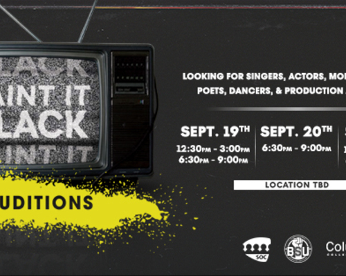 PIB Auditions Event Banner