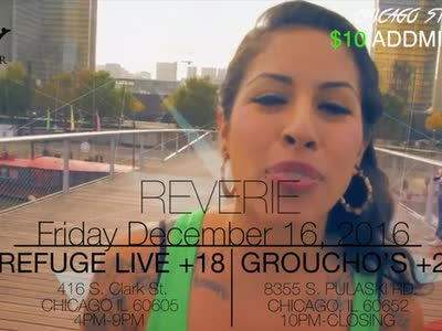 Reverie Chicago Show Promo