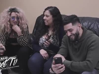 Lumidee & Tony Sunshine [Terror Squad] Interview