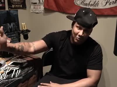 Cuban Link Interview [Former New York Terror Squad Member]