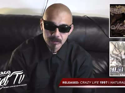Lil Rob Interview [California Chicano Rap Legend]