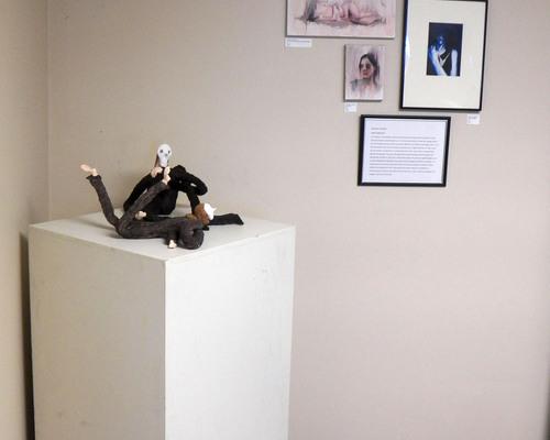 [Frame] of Mind, Pop up Exhibition, Grand Rapids, MI