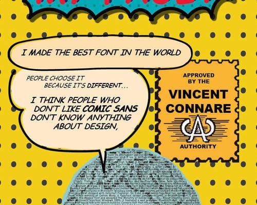 Vincent Connare